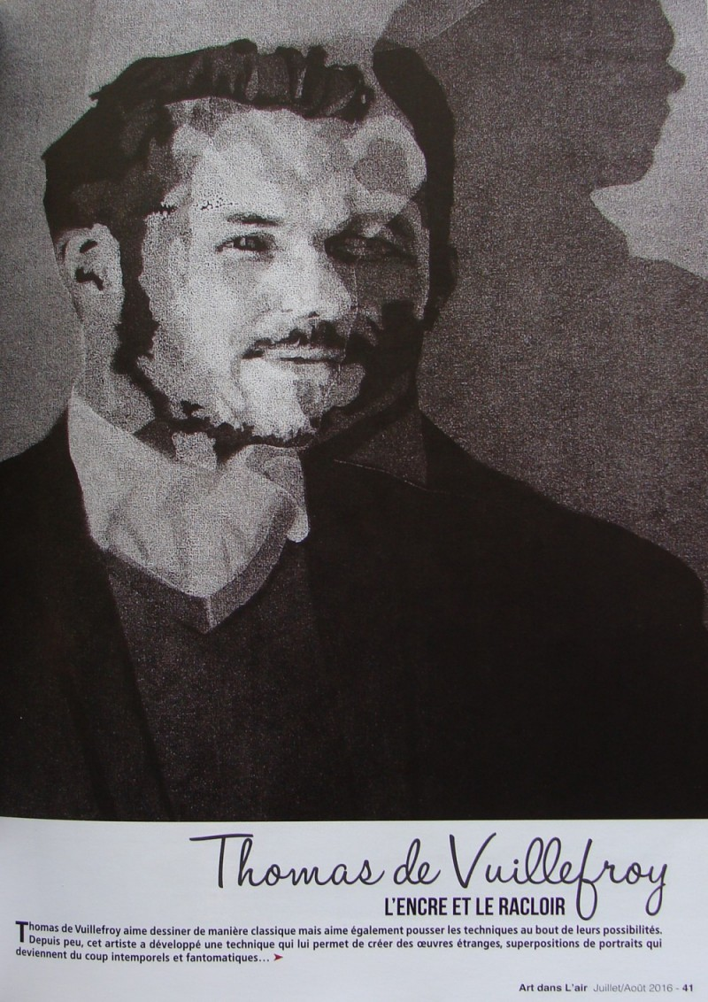 Portrait de Thomas de Vuillefroy